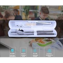 便攜式殺菌筷子盒